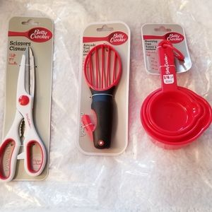 3 piece Betty Crocker Set